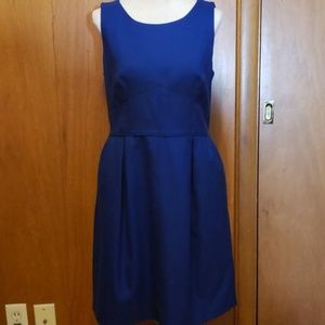 J Crew Dress. Size 8. Perfect for work